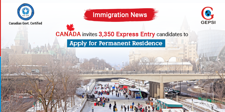 Express Entry Candidates to Apply for Permanent Residence