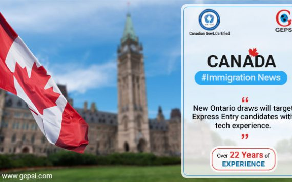 Ontario will Target Six Tech Occupations in the Upcoming OINP Draws for Express Entry Candidates