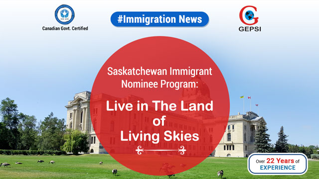 Saskatchewan Immigrant Nominee Program