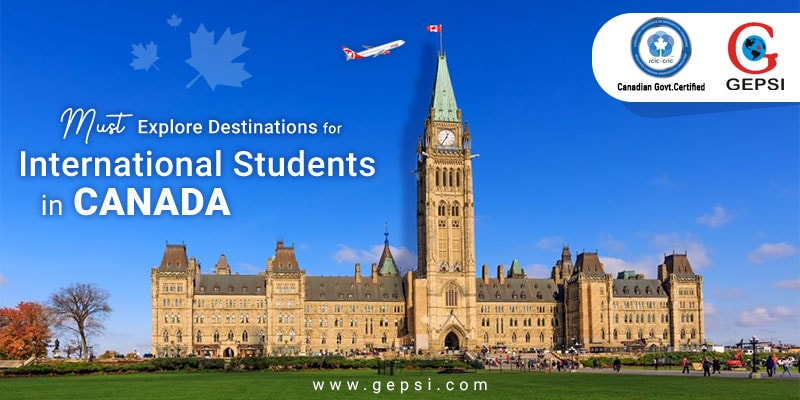 Must-Explore Destinations for International Students in Canada