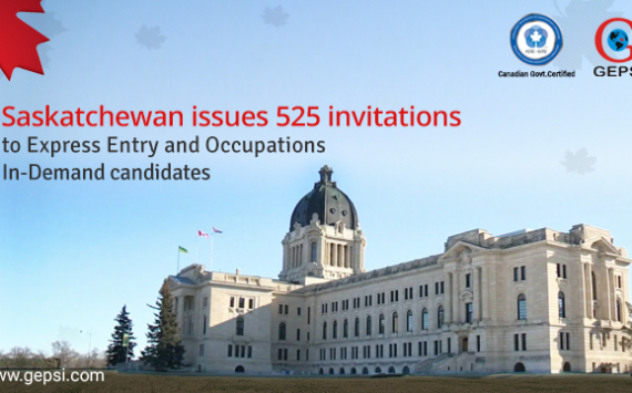 Saskatchewan Invites a Total of 525 Express Entry and Occupation In-Demand Candidates to Apply for Canadian PR