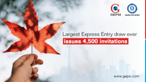 Largest Ever Express Entry Draw Issues 4,500 Invitations