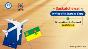 Saskatchewan Issues 576 Invitations to Express Entry