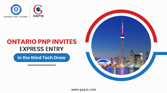 Ontario PNP invites Express Entry candidates in the third Tech Draw