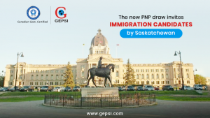 The new PNP draw invites immigration candidates by Saskatchewan